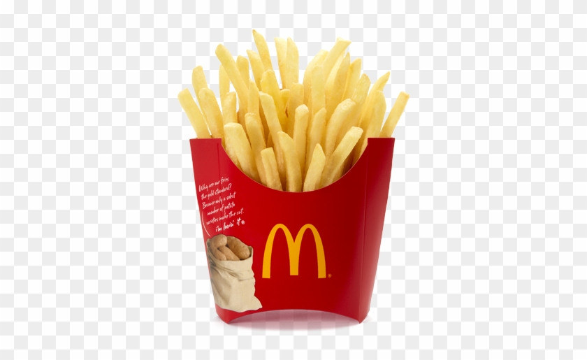 Food & Cooking - Mac D French Fries #628812