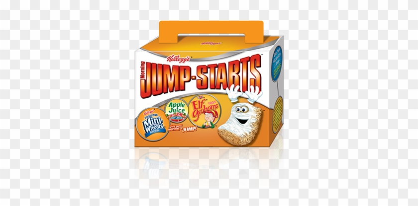 Morning Jump-starts Kellogg's® - Jump Starts Breakfast Kit #628826