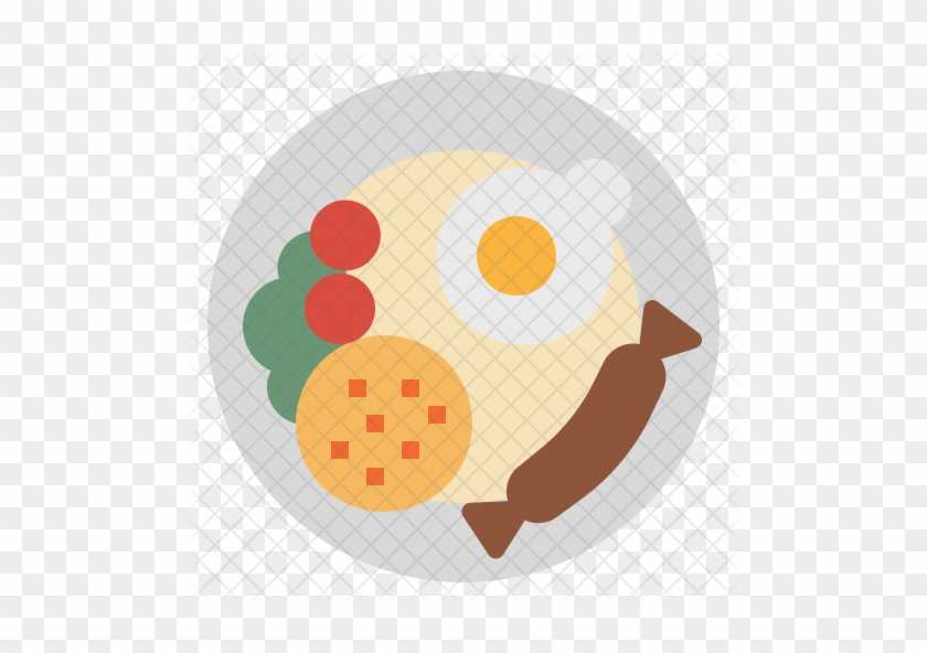 Meal Icon - Breakfast #628991