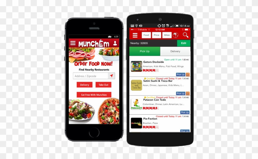 Order Food From Nearby Restaurants Orlando Pick Up Munchem