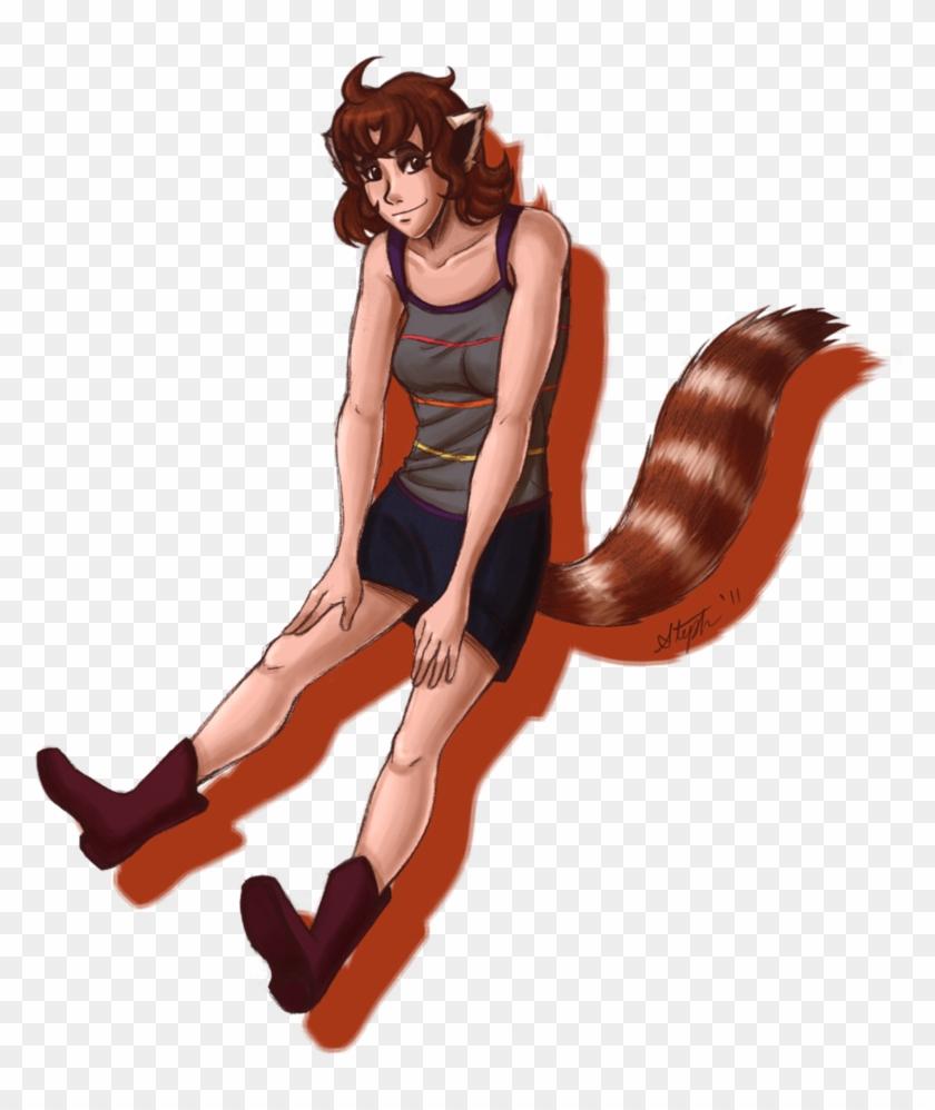 Red Panda Girl - Red Panda Girl Anime #629908