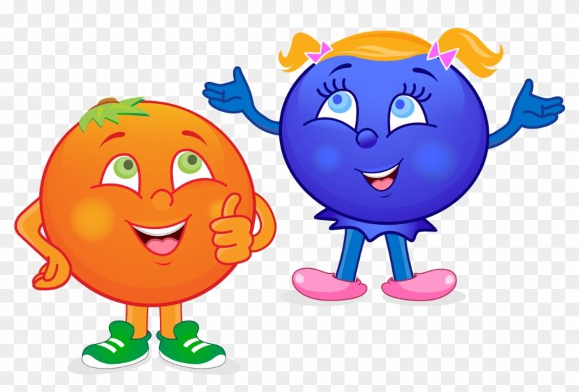 Oscar - Blueberry Character #630583