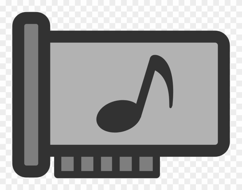 Card - El Sonido Y La Musica En Los Medios De Comunicacion #630990