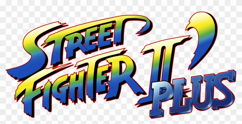 Download Street Fighter Ii Png Pic 370 - Street Fighter 2