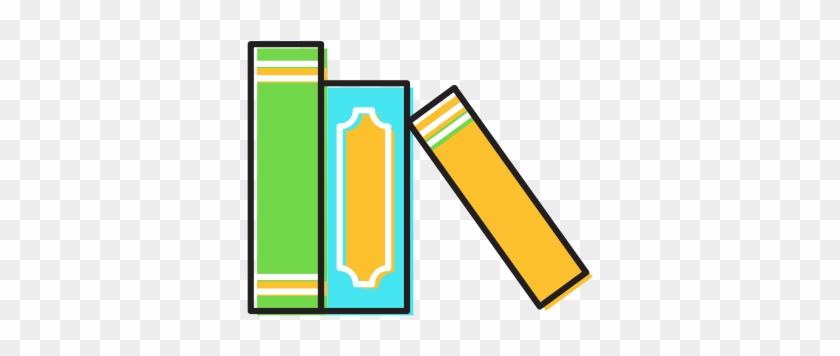 Book Shelf, Book Rack, Books Icon, Books Character - Book #632240