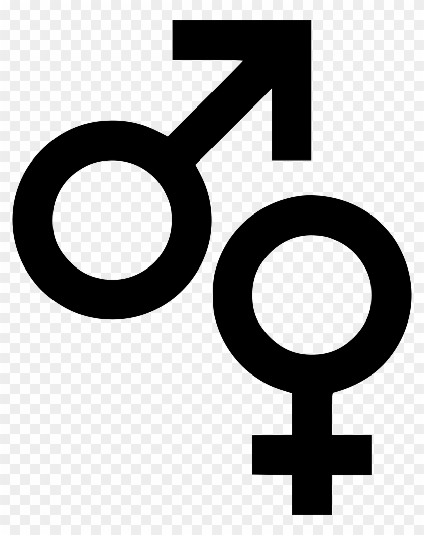 Male Female Symbols Sign Biology Comments Male Female Symbol