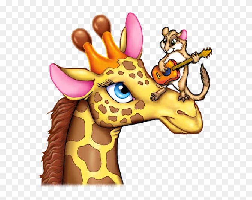 Funny Giraffe Images - Phonics Book 3 Phonics Teacher Created Resources #112212