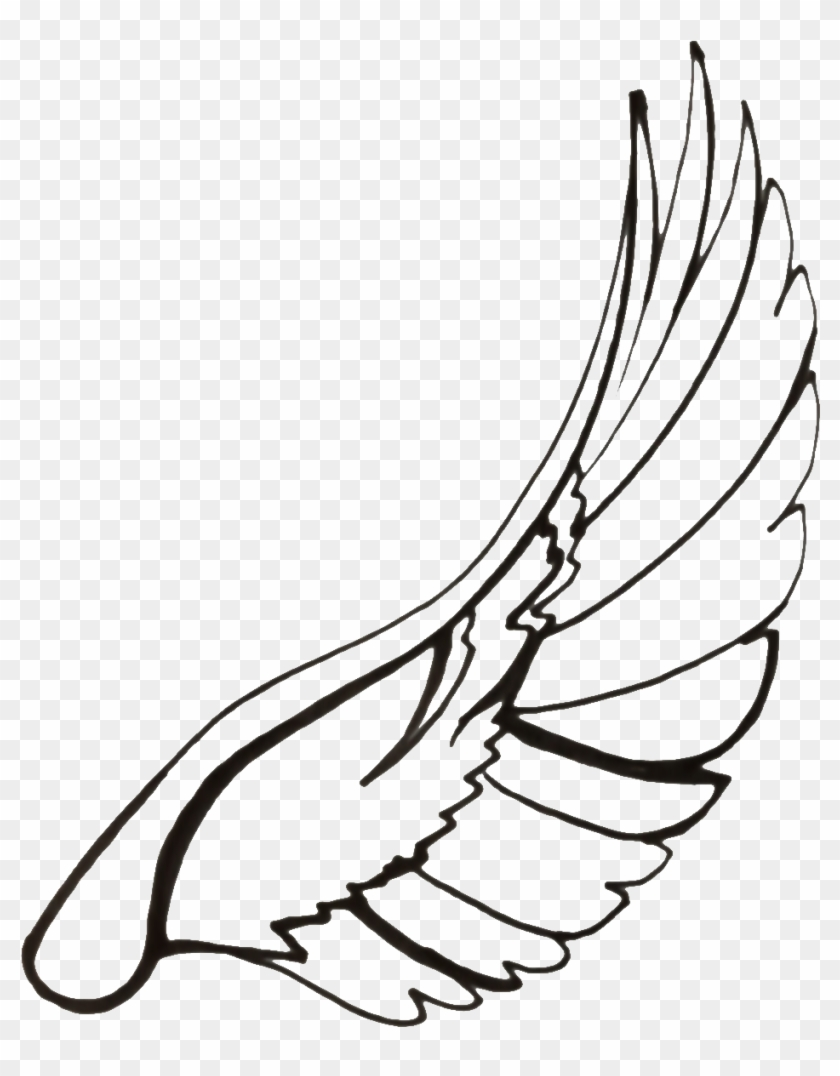 Art Love Light - Dove Wings Drawing #112511