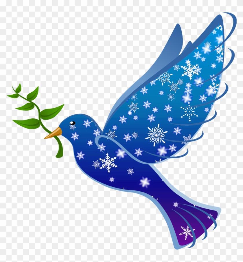Peace Dove Clipart Lent - Batak Christian Protestant Church #112628
