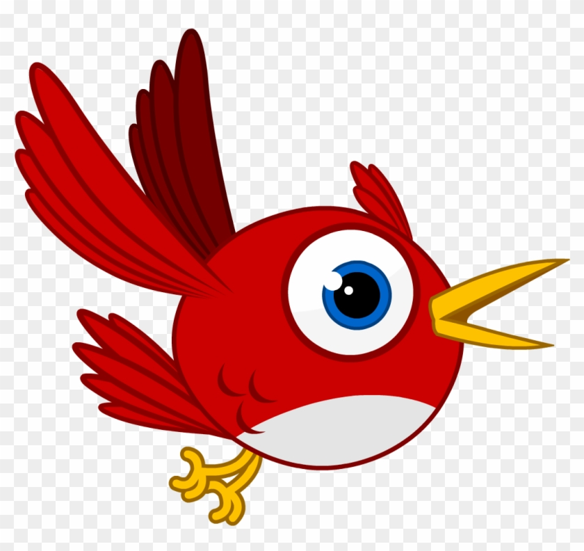Starling Framework Logo Design Animation - Animation Bird #112917