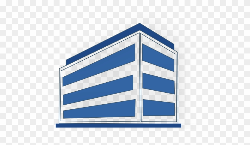 Clip Art Building - Office Building Clipart #113201