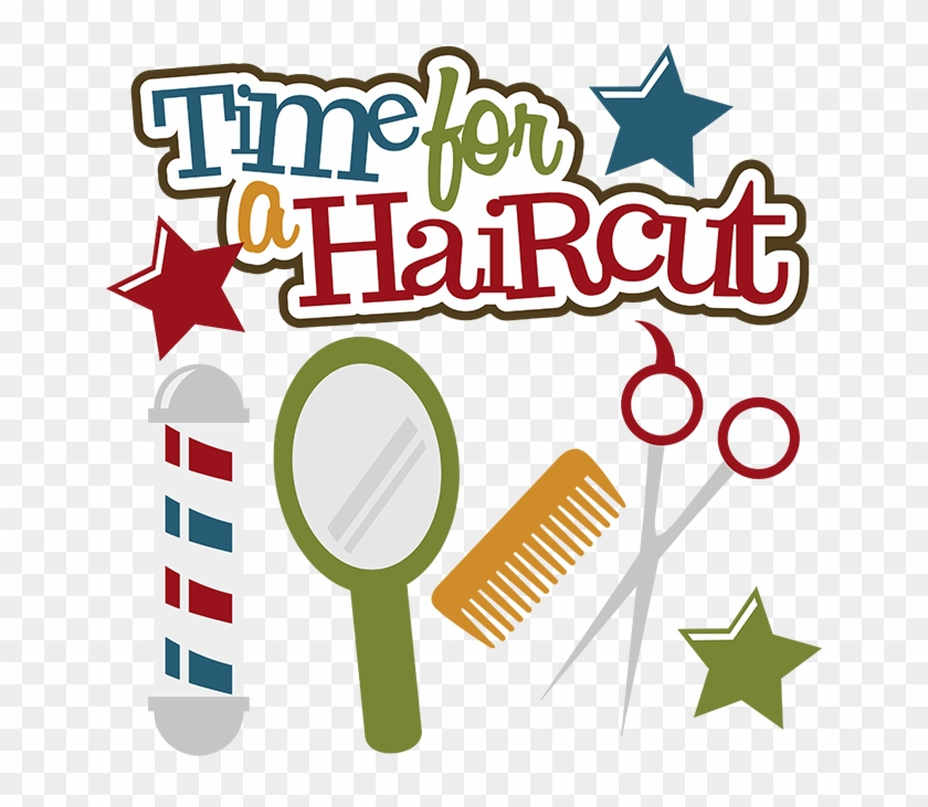 Youth Haircut Fundraiser - Time For A Haircut #113227