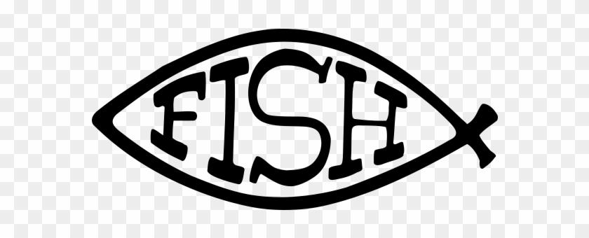 Fish Logo - Fish Food Pantry Carpentersville #113309