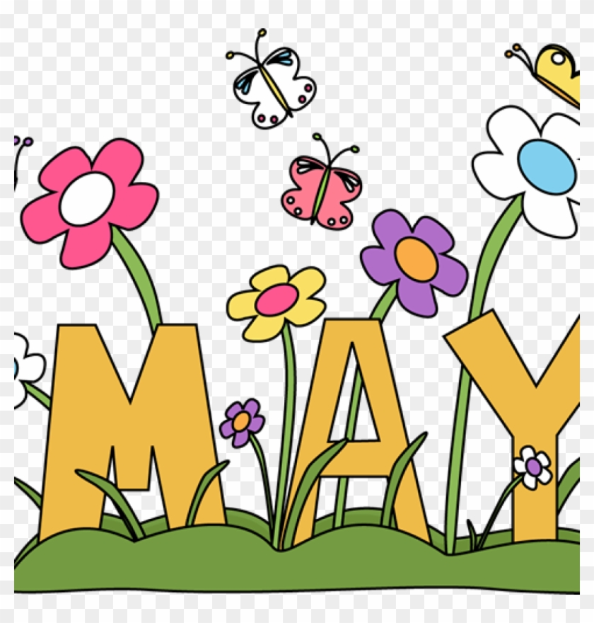 Free May Clip Art Free Month Clip Art Month Of May - Clip Art May #113427