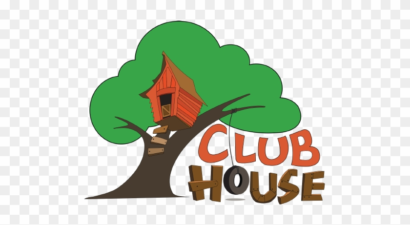 The Clubhouse Is A Place Where Kindergartners - The Clubhouse Is A Place Where Kindergartners #113465