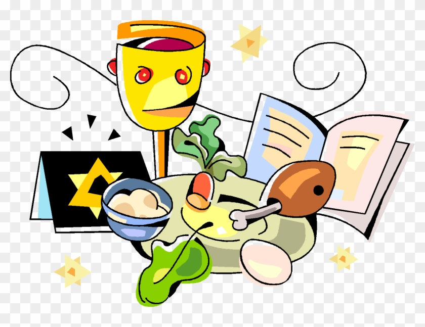 Passover Clipart Banner - Passover Free Clip Art #113495