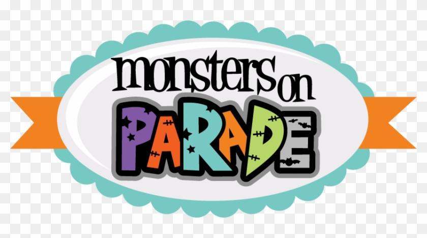 Parade Clip Art - Halloween Parade Clip Art #113521