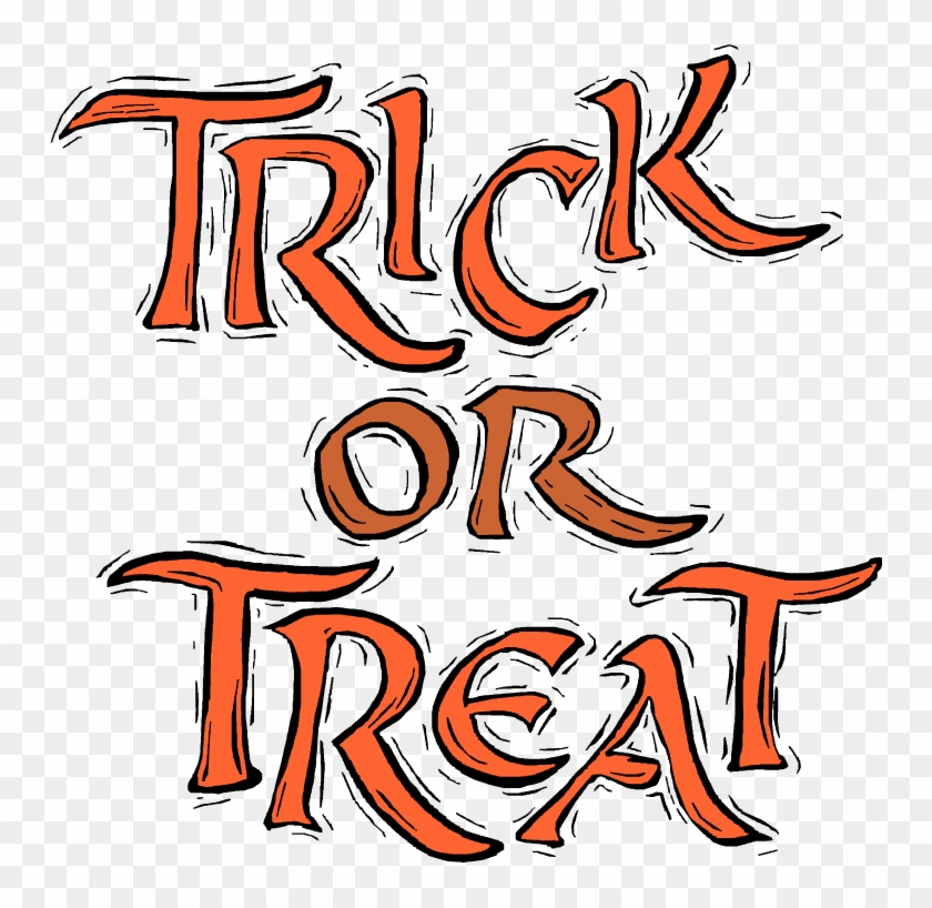 365 Days Of Fun In Marriage - Trick Or Treat Words #113554