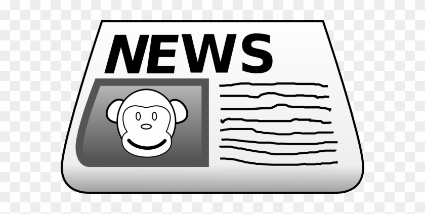 Revisionist - Clipart - Newspaper Clipart #113555