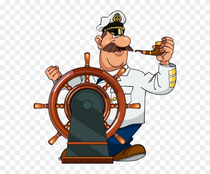 Моряки - Clip Art #113580