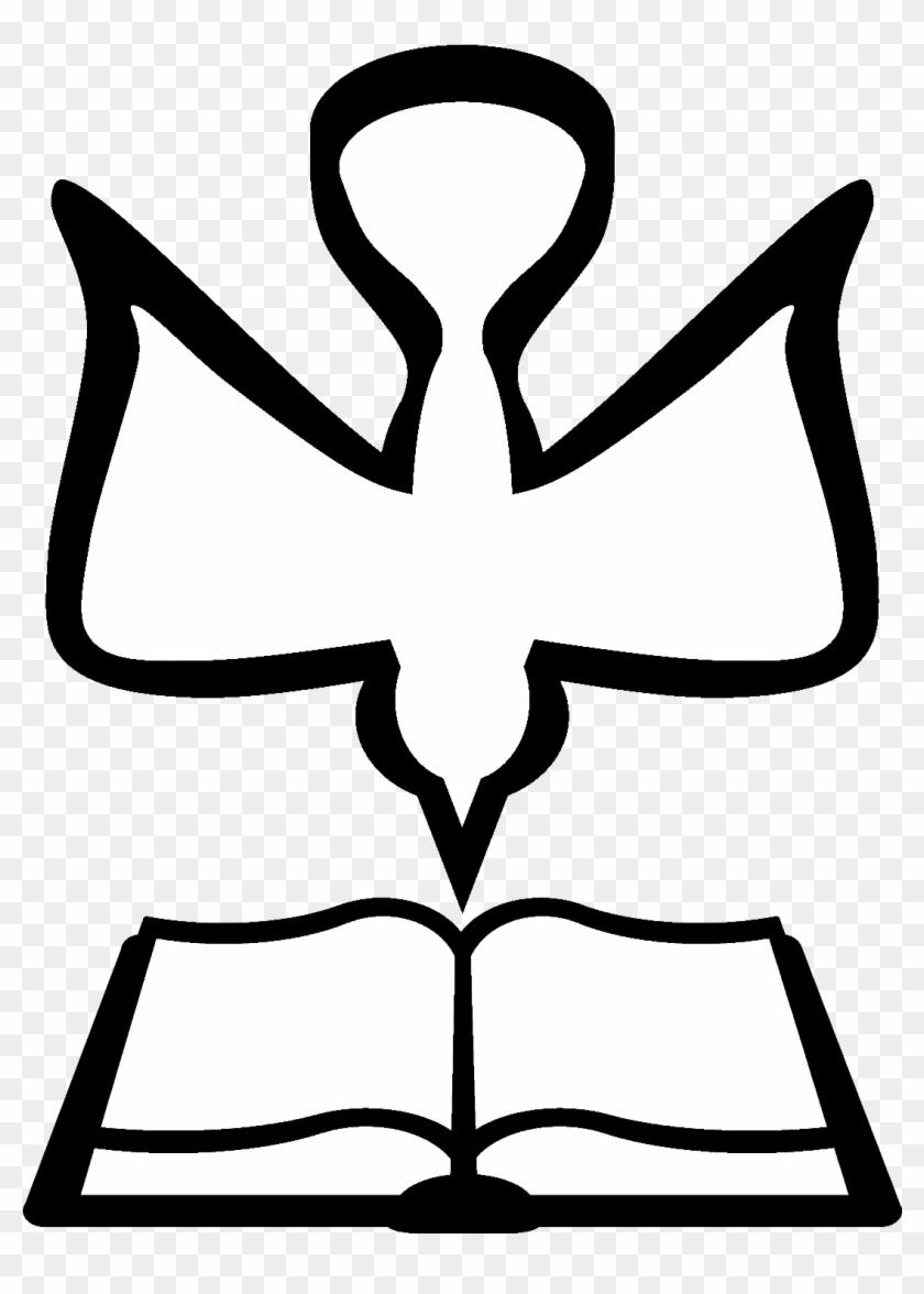 Evangelical Lutheran Church Cross Clip Confirmation Symbol