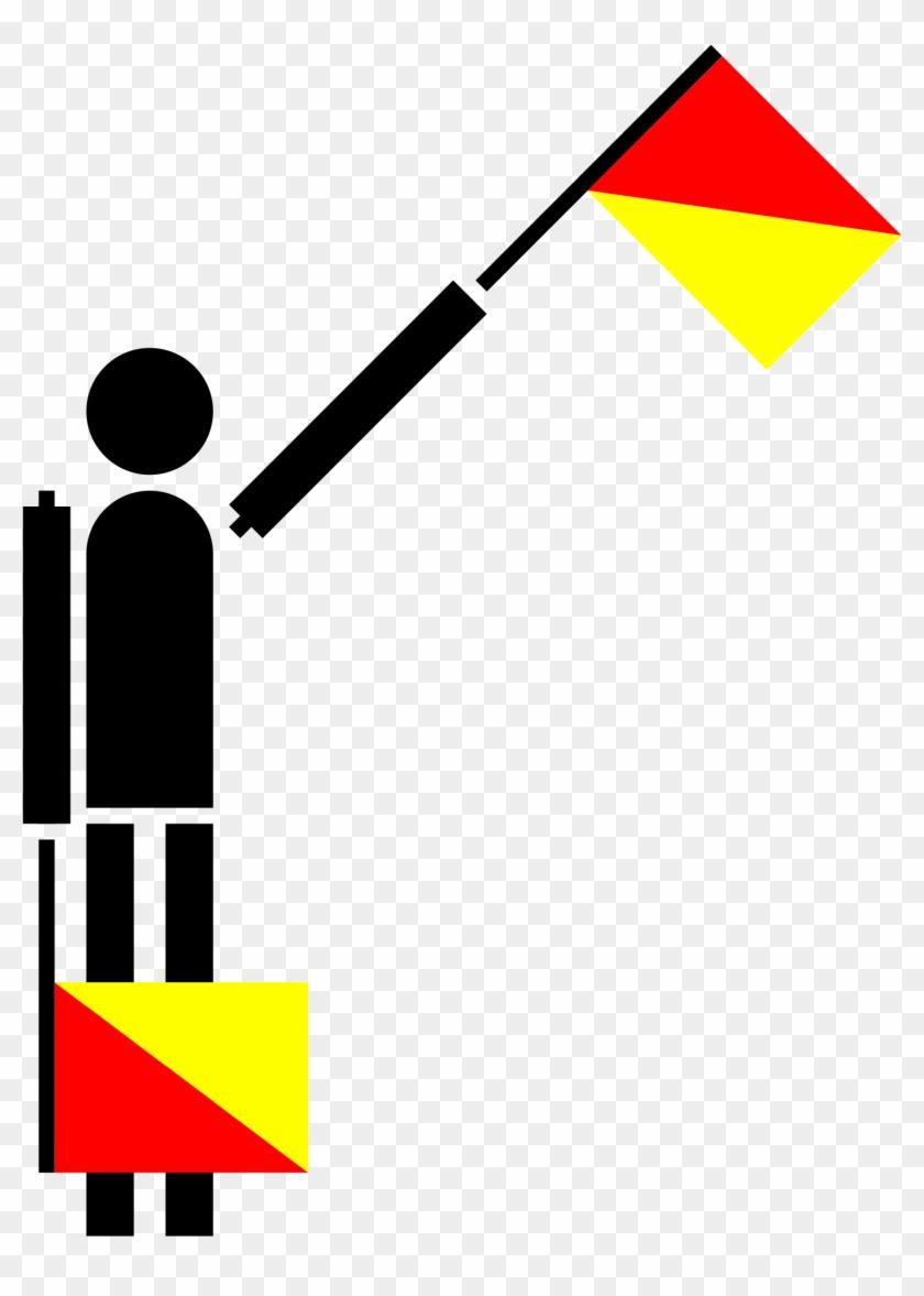 Choir Clipart Free Image Echo Clipart - Semaphore Flags #113805