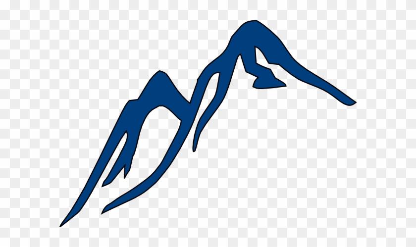 Clipart Info - Mountain Line Art #113818