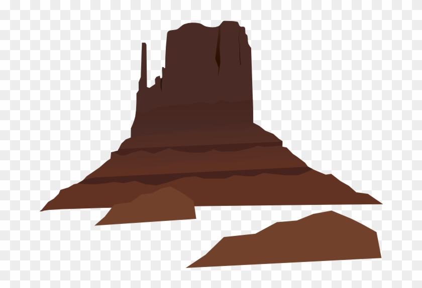Clipart Info - Desert Mountain Clipart #113819