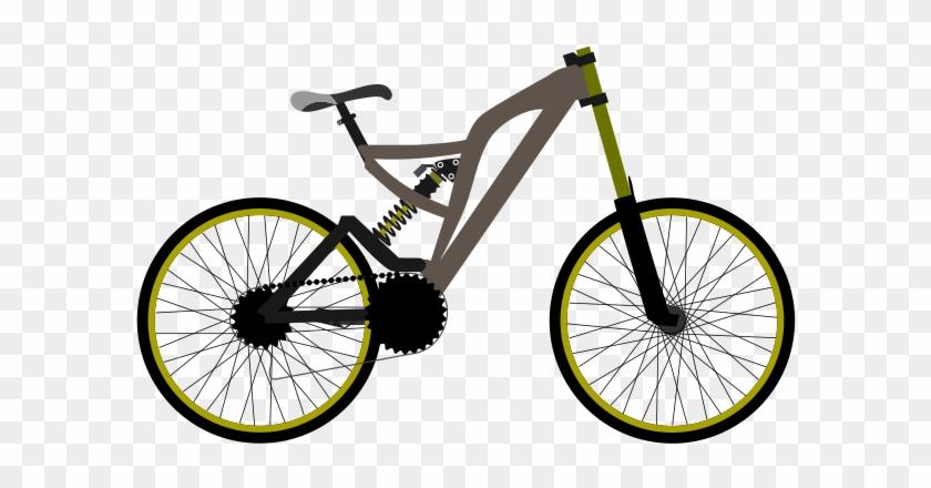 Mountain Bike Png Clip Arts - Nitro Mistral 700c Men's Road Bike #113871