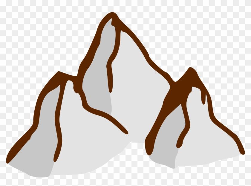 Mountain - Mountain Clip Art #113949