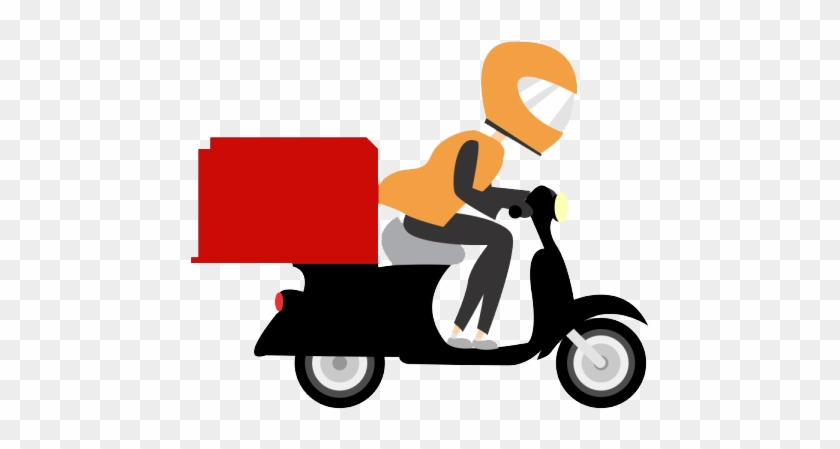 Free Home Delivery Png Clipart Images - Delivery Clipart #113975