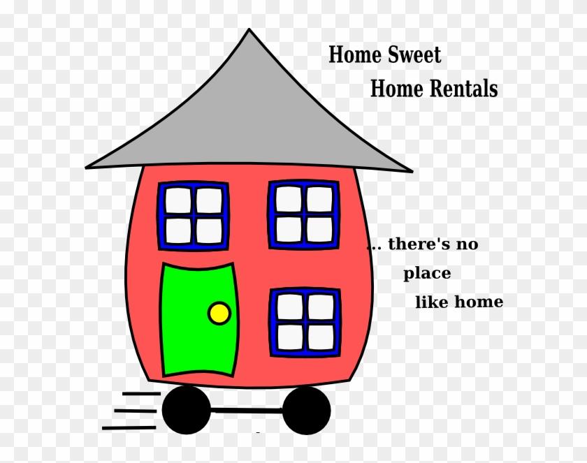 Simple Cartoon House #113986