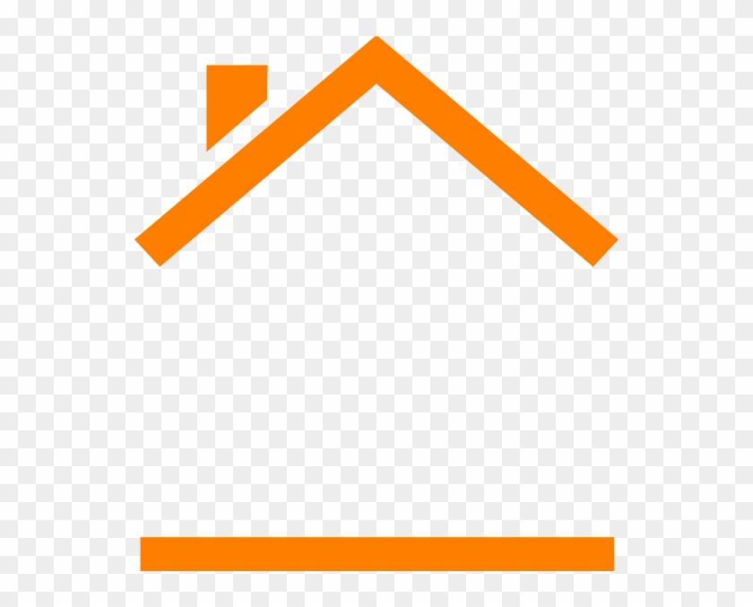 Empty Home Clip Art #113995