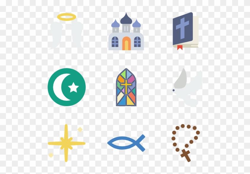 Religion 50 Icons - Religious Icon Png #114076