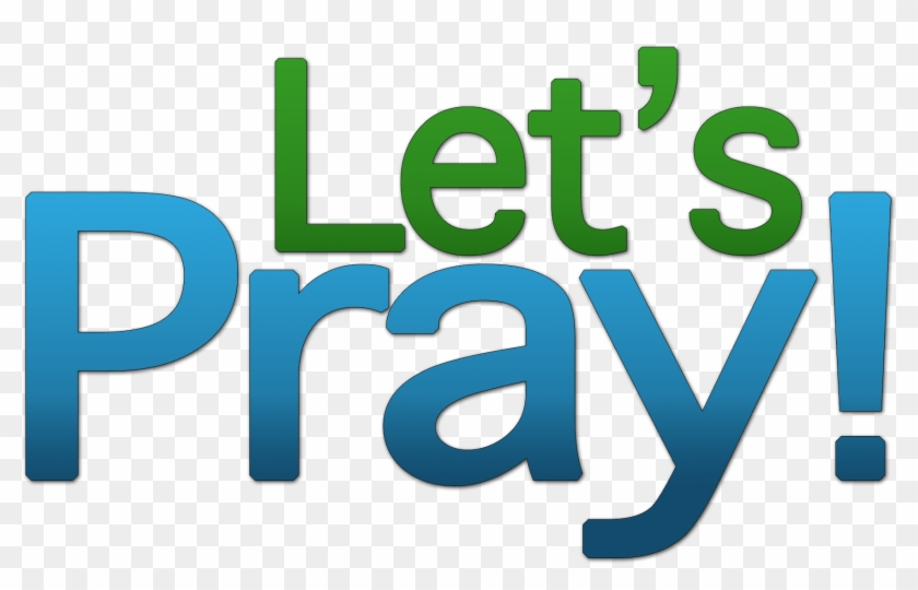 Intercessory Prayer Clipart - Let's Pray Hope Channel #114112