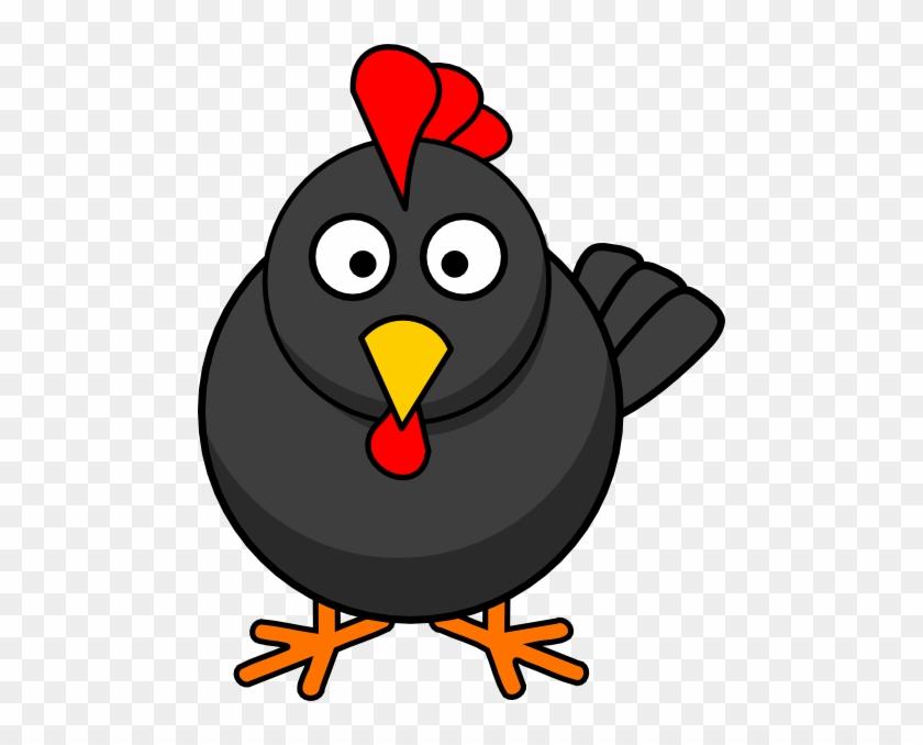 Rooster Cartoon Clip Art - Clip Art Turkey #114129