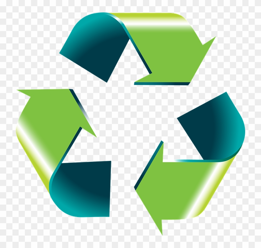 Recycling - Recycle Clipart Transparent #114217