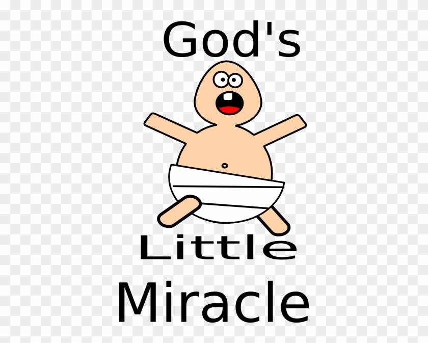 Cafepress God's Little Miracle Baby Blanket #114240