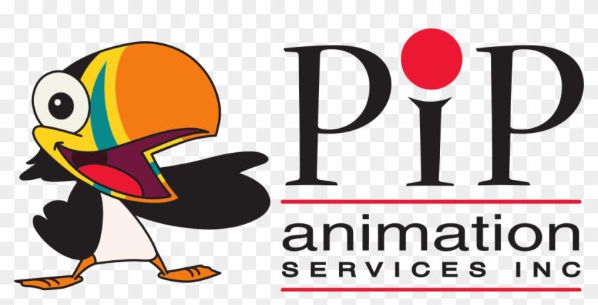 Pip Animation Services Logo #114278