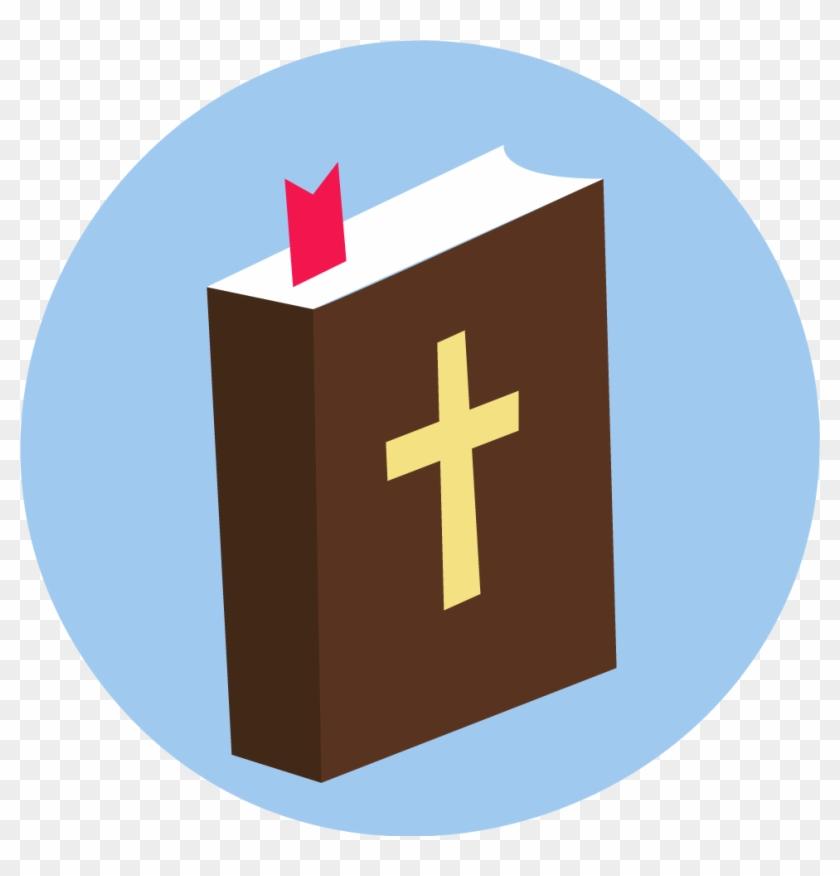 Free To Use Amp Public Domain Christian Clip Art - Bible Clip Art Icon #114305