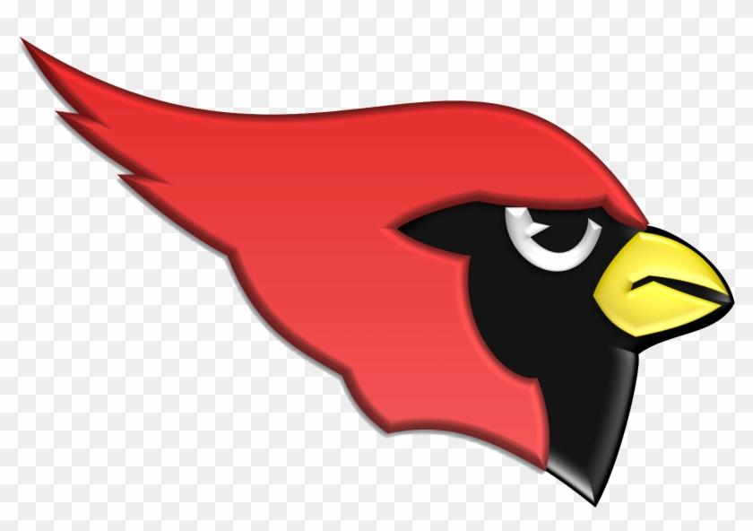 Cardinal Clipart Logo - Harlingen High School #114342