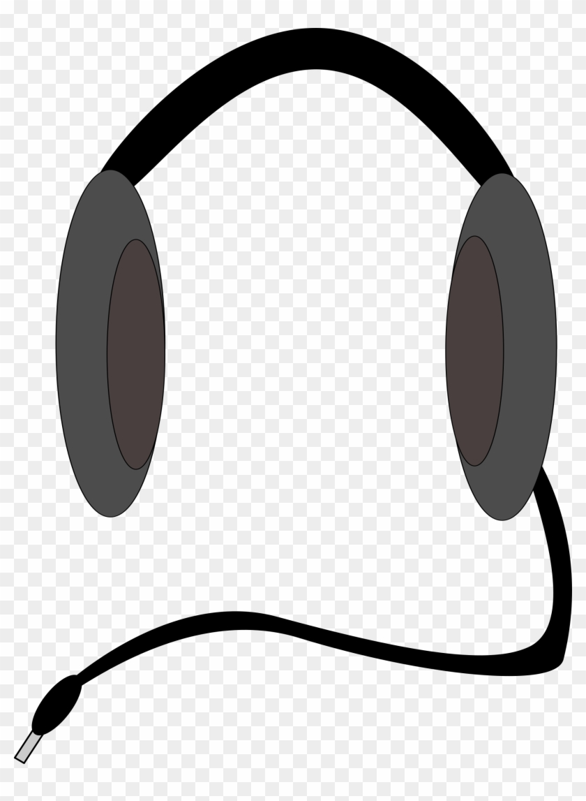 Headphones - Headphones Clip Art #114419