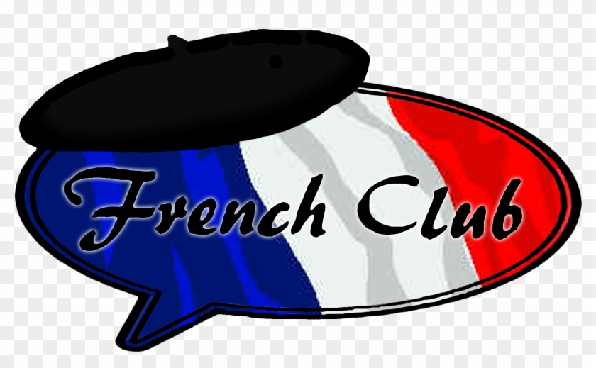 French Word Clipart - French Club #114422