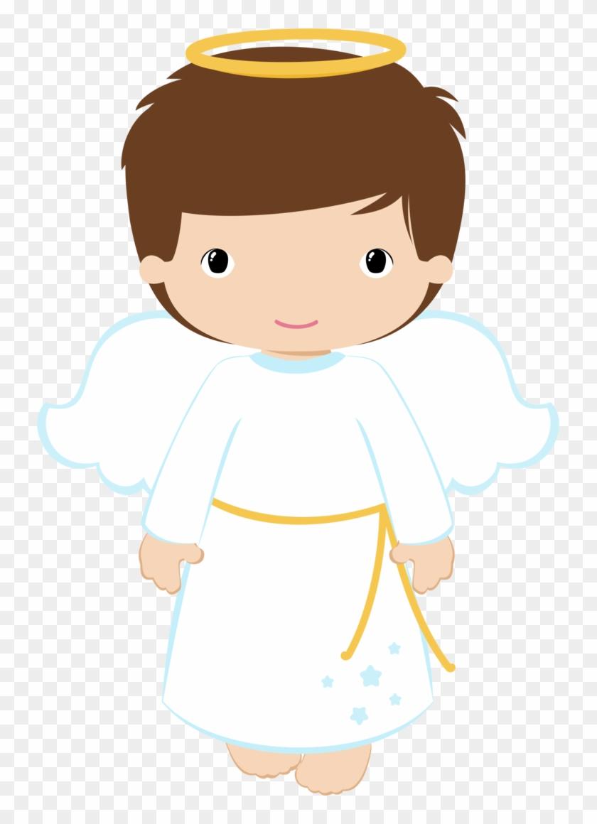 Ver Todas Las Imágenes De La Carpeta Angels Boys Grafosclipart - Angel Boy Clipart #114450