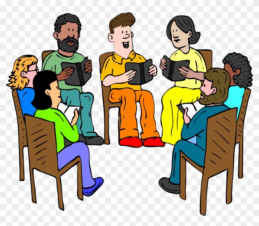 Bible Study Group - Book Club #114482