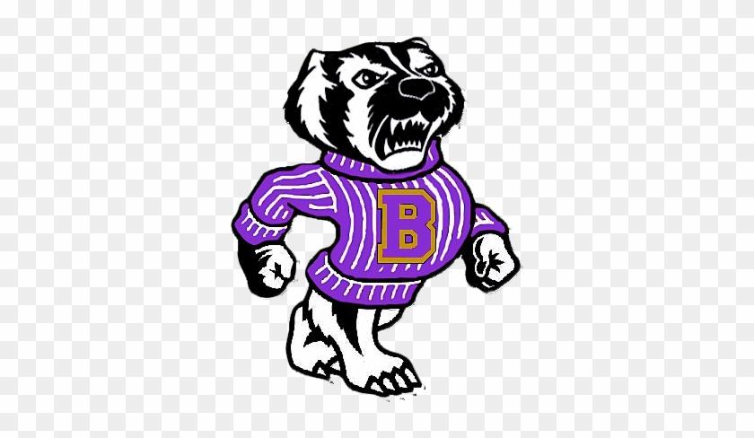Berkshire Jrsr High School - University Of Wisconsin Madison Mascot #114505