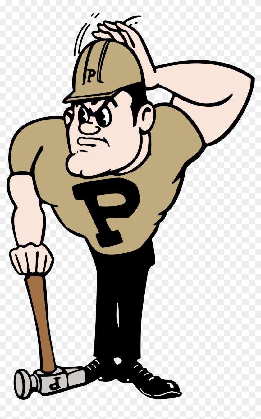 Purdue Boilermakers Mascot #114517