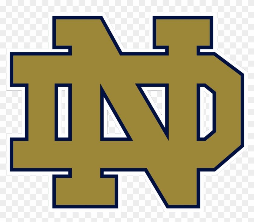 Notre Dame Football Clip Art - University Of Notre Dame #114518