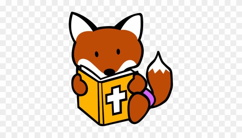 Man Reading Bible Clipart - Fox Clipart #114521