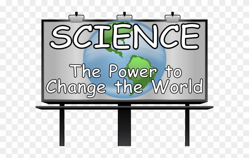 Computer Science Cliparts - Billboard Clipart #114572
